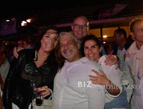 BIZ & Bises à l'Hippodrome Soirée Blanche