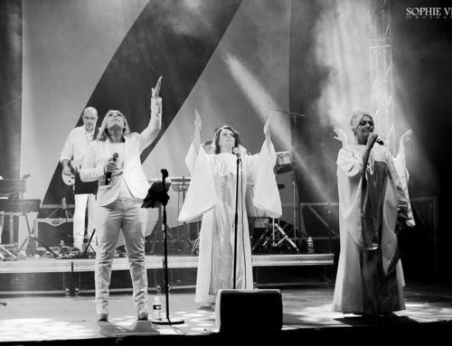 Divin'Gospel Music – Chateau de la Buzine – Marseille – Août 2016