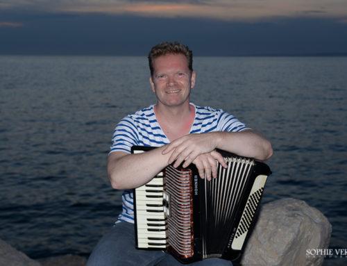 Jean Caprice magnifique accordéoniste