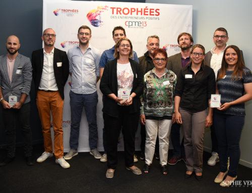 Demi Finale Entrepreneurs positifs – Arles