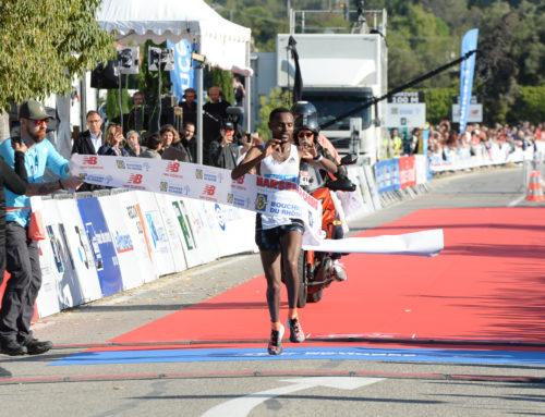 Marseille Cassis 2019 – Le p'tit dejeuner VIP – La course – La remise des médailles