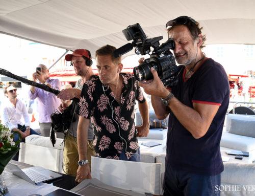 Reportage tournage Sept à Huit TF1 – Bateau l'OSE